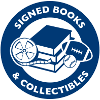 Signed Books & Collectibles
