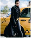 Brianna Hildebrand signed 8x10 photo Beckett BAS authenticated Deadpool