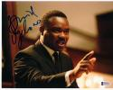 David Oyelowo signed 8x10 photo Beckett BAS (Gringo, Selma, Chaos Walking)