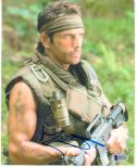 Ben Stiller signed 8x10 photo Beckett BAS Tropic Thunder