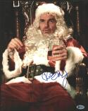 Billy Bob Thornton signed 11x14 photo Bad Santa Beckett BAS Authentic auto