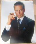 Michael Douglas Wall Street Gordon Gekko signed 11x14 photo BAS Beckett Auto