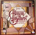 Allman Brothers 3x signed LP Album Enlightened Rogue Gregg Jaimoe Trucks PSA/DNA