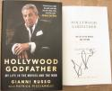 Gianni Russo signed book Hollywood Godfather Carlo Rizzi Actor 1st Printing