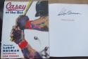 LeRoy Neiman Artist signed Book Casey at the Bat First Printing Beckett BAS Auth