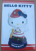 St Louis Cardinals Hello Kitty Bobble Head Bobblehead SGA 8/1/18 New in Box