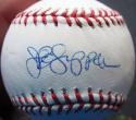 Jeff Suppan single signed MLB Baseball STEINER auto 2006 Cardinals