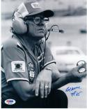 Bud Moore NASCAR HOF Legend signed 8x10 Photo PSA/DNA auto