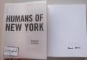 Brandon Stanton signed Hardcover book Humans of New York Best Seller!
