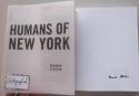 Brandon Stanton signed Hardcover book Humans of New York Best Seller!