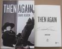 Diane Keaton signed book memoir Then Again 1st Printing Godfather Actress