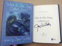 Gene Wilder signed book What is This Thing Called Love? 1st Printing Willy Wonka