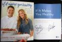 Sheryl Crow signed book If it Makes You Healthy 1st Print Beckett BAS Authentic