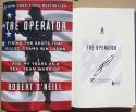 Robert O'Neill signed book The Operator Nave Seal Shot Bin Laden BAS