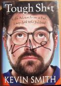 Kevin Smith signed book Tough Sh*t Jay Silent Bob Actor 1st Printing
