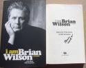 Brian Wilson Beach Boys signed book I am Brian Wilson Beckett BAS Authentic auto