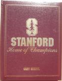Stanford Athletics 7x signed Book Home of Champions Bob Mathias Keefe Janet Evans
