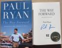 Paul Ryan signed book The Way Forward Speaker of the House 1st Print
