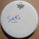 Ginger Baker Cream Drummer signed Drum Head PSA/DNA auto