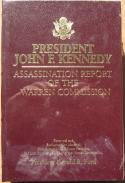 Gerald Ford Signed LE /52 Book JFK Assassination Warren Commission Report Sealed