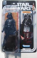 David Prowse signed Darth Vader Kenner Action Figure Beckett BAS Star Wars