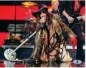 Steven Tyler Aerosmith signed 8x10 photo Beckett BAS Authentic autograph