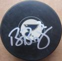 Ben Bishop signed St Louis Blues Hockey Puck Beckett BAS Authentic auto Stars