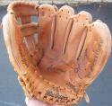 Joe Morgan signed signature model MacGregor Baseball Glove Beckett BAS auto