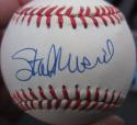 Stan Musial Cardinals single signed NL Baseball Ball PSA/DNA auto