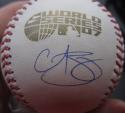 Curt Schilling Red Sox single signed 2007 World Series Baseball STEINER auto