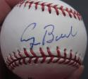 George HW Bush Single Signed MLB Baseball PSA/DNA auto 41st President Logo Ball