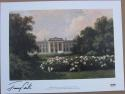 President Jimmy Carter signed 11x14 White House John Ross Key Print PSA/DNA auto