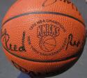 1969-70 1970 Knicks 9x team signed Basketball STEINER Holzman DeBusschere Reed