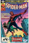 Stan Lee signed Comic Book Amazing Spider-Man #137 PSA/DNA