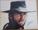 Clint Eastwood signed 16x20 photo PSA/DNA autograph Good Bad Ugly auto