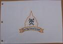 Congressional Golf Club Embroidered Golf Pin Flag PGA + US Open Course