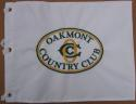 Oakmont Golf Club Embroidered Golf Pin Flag PGA Championship Course Jack Nicklaus win
