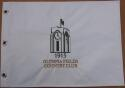 Olympia Fields Golf Club Embroidered Golf Pin Flag PGA + US Open Course