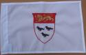 Canterbury Golf Club White Embroidered Golf Pin Flag PGA + US Open Course Nicklaus Win