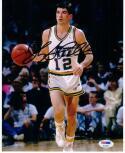 John Stockton Utah Jazz Dream Team HOF signed 8x10 PSA/DNA auto RARE