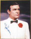 Sean Connery signed 11x14 photo James Bond PSA/DNA autograph