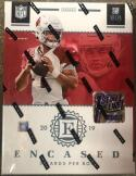 2019 Panini Encased Football Hobby Box Sealed First off the Line FOTL Kyler Murray Daniel Jones
