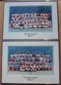 1982 MLB All Star Game AL & NL Team signed photos 73 Total autos HOFers JSA LOA