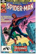 Stan Lee signed Comic Book Amazing Spider-Man #137 PSA/DNA Authentication
