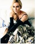 Diane Kruger Inglourious Basterds signed 8x10 Beckett BAS COA auto