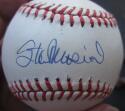 Stan Musial Cardinals HOF single signed NL Baseball Ball PSA/DNA auto