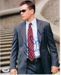 Matt Damon signed 8x10 photo PSA/DNA autograph The Departed Colin Sullivan auto