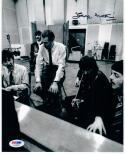George Martin Beatles Producer signed 8x10 photo PSA/DNA autograph auto