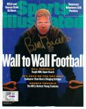Bill Parcells Giants HOF Coach Signed Sports Illustrated SI Cover 12/14/98 PSA/DNA auto