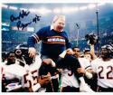 Buddy Ryan 1985 Bears Coach signed 8x10 Photo PSA/DNA 46 inscript Super Bowl XX